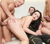Nikki Sweet - 4 on 1 Gang Bangs #05 10