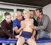 Blanche Bradburry - 4 On 1 Gang Bangs #06 2