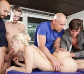 Blanche Bradburry - 4 On 1 Gang Bangs #06 4