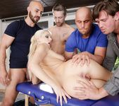 Blanche Bradburry - 4 On 1 Gang Bangs #06 5