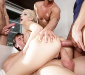 Blanche Bradburry - 4 On 1 Gang Bangs #06 12