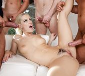Blanche Bradburry - 4 On 1 Gang Bangs #06 15