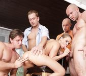 Bara Brass - 4 On 1 Gang Bangs #06 10