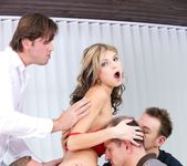 Gina Gerson - 4 on 1 Gang Bangs #07 4