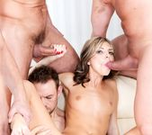Gina Gerson - 4 on 1 Gang Bangs #07 8