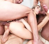 Gina Gerson - 4 on 1 Gang Bangs #07 11