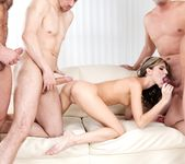 Gina Gerson - 4 on 1 Gang Bangs #07 13