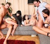 Ally Style, Niki Sweet, Kari - 5 Incredible Orgies 14