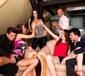 Tiffany, Kitty Jane, Maggies - 5 Incredible Orgies 2