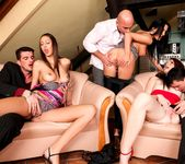 Tiffany, Kitty Jane, Maggies - 5 Incredible Orgies 4