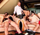 Tiffany, Kitty Jane, Maggies - 5 Incredible Orgies 5