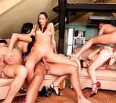 Tiffany, Kitty Jane, Maggies - 5 Incredible Orgies 8