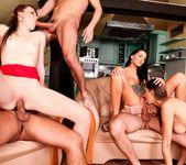 Tiffany, Kitty Jane, Maggies - 5 Incredible Orgies 12