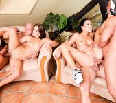Lucy Bell, Iwia, Rihanna Samuel - 5 Incredible Orgies #02 13