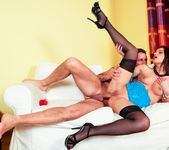 Madlin Moon, David Perry - Christoph's Anal Attraction #02 14