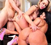 Nikki Sexx, Monica Santhiago - Big Ass Crackers #01 10