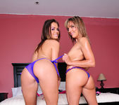 Lexi Love, Tori Black - Panty Pops 2