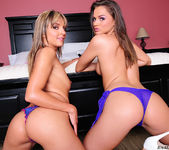 Lexi Love, Tori Black - Panty Pops 4