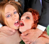 Ruby Red, Audrey Lords - Face Fucking Inc #09 8