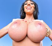 Alia Janine - Titty Creampies 11
