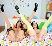 Kayla Carrera, Katie St. Ives - Nasty Anal Tryouts #02 11
