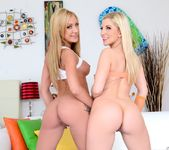Amy Brooke, Ashley Fires - Planet Anal 9