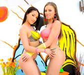 Juelz Ventura, Vicki Chase - Anally Talented 2