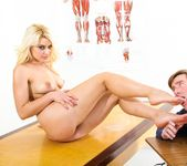 Anikka Albrite, Kyle Stone - FemDom Ass Worship #20 9