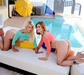 Brooklyn Lee, Anikka Albrite - The Spit and The Speculum #02 14