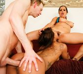 Leilani Leeane, Francesca Le - The Le Wood Anal Hazing Crew 6