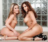 Sheena Shaw, Francesca Le - The Le Wood Anal Hazing Crew #02 29