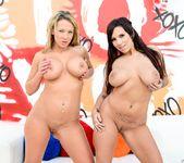 Nikki Sexx, Lylith LaVey - American Cocksucking Sluts #03 2