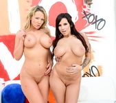 Nikki Sexx, Lylith LaVey - American Cocksucking Sluts #03 9
