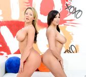 Nikki Sexx, Lylith LaVey - American Cocksucking Sluts #03 12