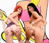 Sophia Bella, Phoenix Askani - Anal Honeys 12