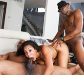 Leah Luxxx, Mr. Marcus - The Black Pack 7