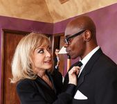 Nina Hartley - Interracial Anal MILFs 4