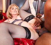 Nina Hartley - Interracial Anal MILFs 11