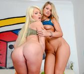 Heather Starlet, Alexis Ford - Too Much Anal 9