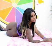 Tatiyana Foxx - Black Anal Addiction #02 8