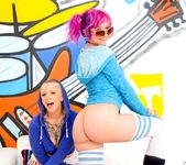 Proxy Paige, Sparky Sin Claire - Anal Casting Calls #02 6