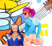 Proxy Paige, Sparky Sin Claire - Anal Casting Calls #02 7