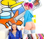 Proxy Paige, Sparky Sin Claire - Anal Casting Calls #02 12