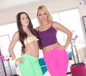Lola Foxx, Aaliyah Love - Tongue In Cheek #02 3