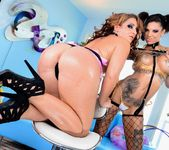 Bonnie Rotten, Savannah Fox - Studio A 6