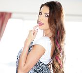 August Ames, Kevin Moore - Titty Creampies #07 2