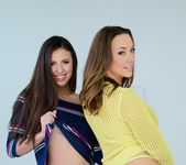 Chanel Preston, Casey Calvert - Anal Intrusion #02 2