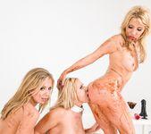 Chastity Lynn, Ashley Fires, Madison Ivy - Pretty Sloppy #05 14
