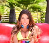 Victoria Rae Black, August Ames - Big Tit Centerfolds #04 23