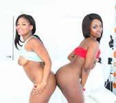 Monique Symone, Skyler Nicole - Sloppy Cocksuckers #02 12